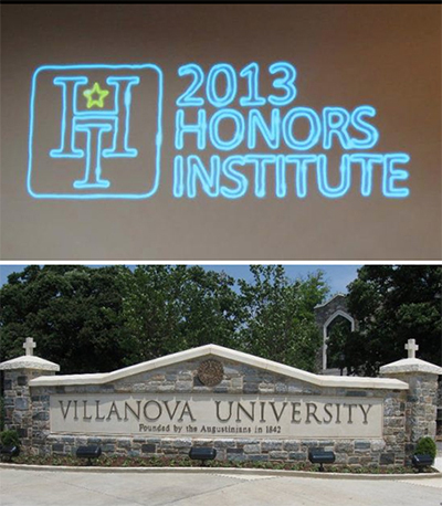 picture of Villanova University